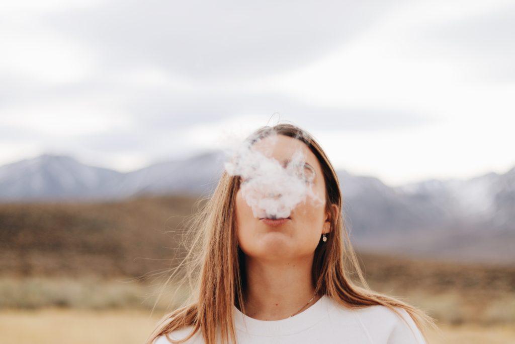Stop ringing ears - smoking